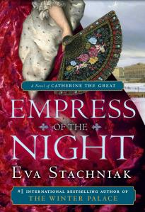 Empress of the Night Cover Art