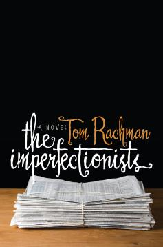 Vancouver native Tom Rachman