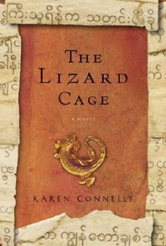 KarenConnelly_TheLizardCage