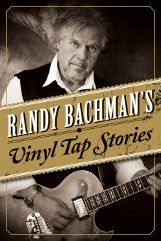 We took care of Randy Bachman's Vancouver book tour