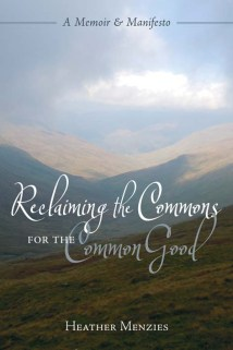 Reclaiming - Menzies Cover Art