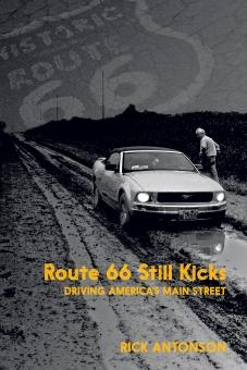 Route 66 Still Kicks Cover
