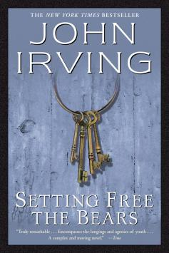 Setting Free the Bears - John Irving