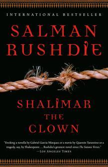 Shalimar the Clown - Shalman Rushdie