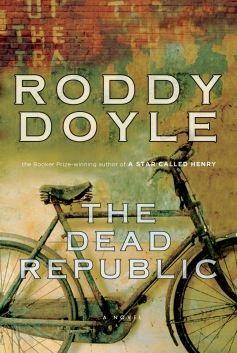 Beloved Irish author Roddy Doyle