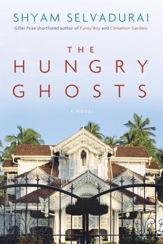 The Hungry Ghosts cover