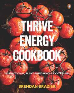 Thrive Cookbok cover