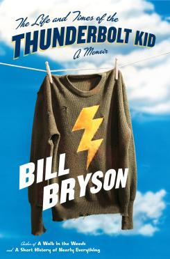 We managed two book tours for the beloved Bill Bryson