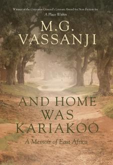 Vassanji Cover