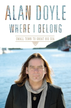 A great big wonderful time working with Great Big Sea's Alan Doyle
