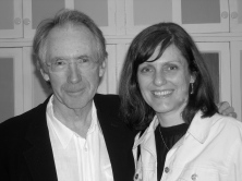 A day working with Ian McEwan is a good one.
