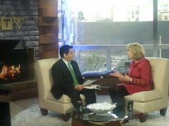 Sally Armstrong discusses Ascent of Women on CTV Morning News.
