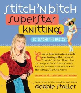 Stitch 'N Bitch Superstar Cover Image