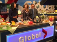 It All Begins with Food Leah Gerrard-Cole stops by Global Morning News.