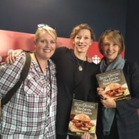 Best of Bridge's Julie and Sue with CBC's Gloria Macarenko.